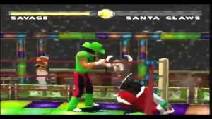WCW Nitro Video Game