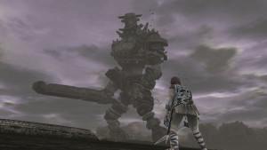 Second Colossus Shadow of the Colossus