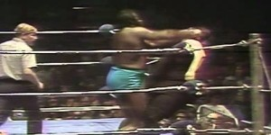 Bobo Brazil vs Crusher Blackwell