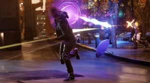Delsin Neon Powers