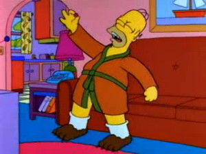 Homer Lucky Penny
