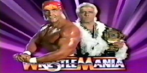 Hulk Hogan vs Ric Flair Wrestlemania