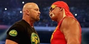 Steve Austin vs Hulk Hogan