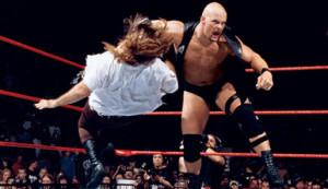 Stone Cold Steve Austin vs Mankind