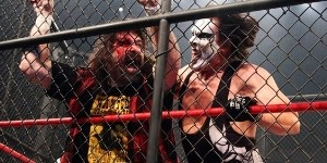 Sting vs Mick Foley TNA Lockdown