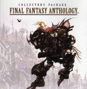 Final Fantasy Anthology Cover