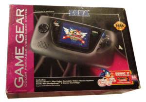 Game Gear Sonic 2 Bundle