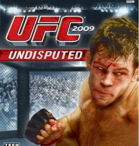 UFC Undisputed 2009 Cover