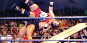 Taz vs Rhino ECW