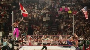 The Hart Foundation Flag Match