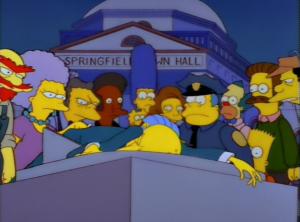 Mr. Burns Shot