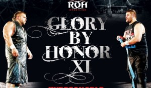 ROH Glory By Honor XI DVD Cover