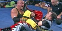 Eddie Kingston vs Mike Quackenbush CHIKARA High Noon