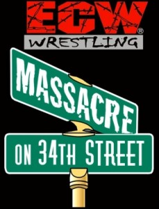 ECW Massacre on 34th Street