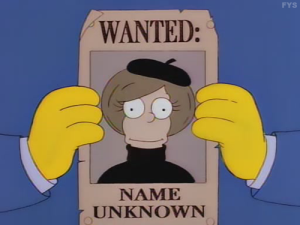 Mona_Wanted - Mother Simpson