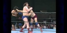 Andre the Giant vs Ernie Ladd Mid-South