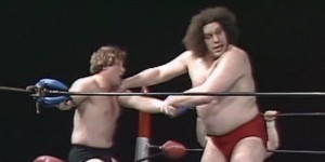 Andre The Giant vs Ted DiBiase Mid-South