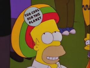 Homer Rasta - Homerpalooza