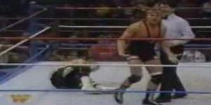 Owen Hart vs PJ Walker