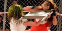 Leva Bates vs Kimberly Shine 9
