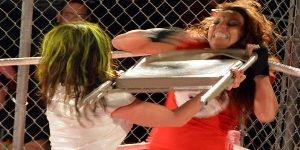 Leva Bates vs Kimberly Shine 9