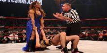 Sharmell vs Jenna Morasca TNA