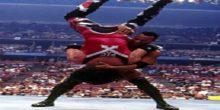 The Rock vs X-Pac