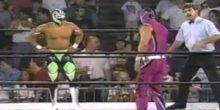 Rey Mysterio vs Mr JL